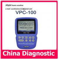 Buy cheap VPC-100 Pincode Calculator SuperOBD VPC100 Calculator with token product