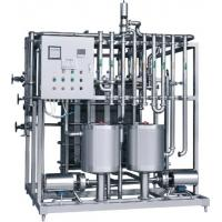 China Flexibility Plate Heat Exchanger Pasteurizer Various Stage Combination Designs Available on sale