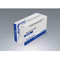 Buy cheap Calcium Tablet Paper Packaging Box , Pharmaceutical Use White Paper Box product