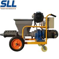 Buy cheap High Technology Cement Plastering Machine 120L 380V / 7.5kW Power from wholesalers