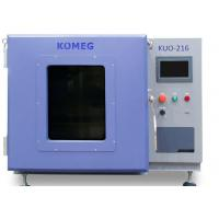 Quality Bench Top Small Lab Drying Oven Electric Chemistry Hot Air Circulating Fan for sale
