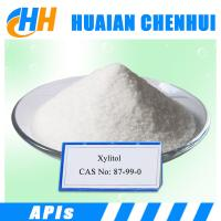 Buy cheap White Crystalling Xylitol Powder / food grade bulk Xylitol / BP Grade Organic Xylitol Powder product