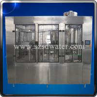 Buy cheap SDF16-12-6 Bottled Water Fill Machines with Washing, Filling, Capping (3 in 1) Function product