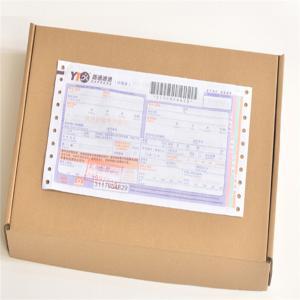 Buy cheap Caixa ondulada recicl do pacote do pacote da afixação product