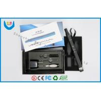 Buy cheap Pen Style Ago Dry Herb Vaporizer , Lcd 1500 Puffs Rechargeable E-Cigarettes product