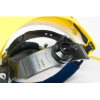 Buy cheap Technical Standard  Full Face Gas Mask For Dust Protection Adjustable Headband product