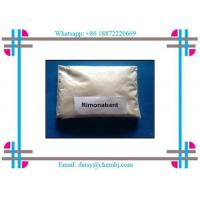 Buy cheap Rimonabant Healthy Weight Loss Legal Fat Burning Steroids Cas 168273-06-1 product