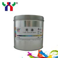 China Ink assistance Gloss Op Varnish/UV Varnish Coating on sale