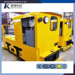 Buy cheap Locomotiva pequena da bateria da tonelada da mina subterrânea product