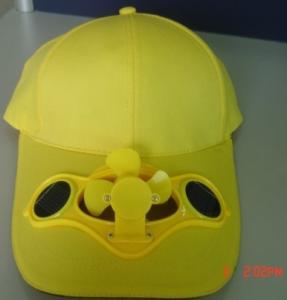 Buy cheap ** AA01 **太陽cap.solar hats.solarの冷却ファン product