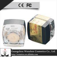 Buy cheap CTPM001C Supply forever nature color permanet makeup cream lushcolor pigment profession 15 years manufacturer product