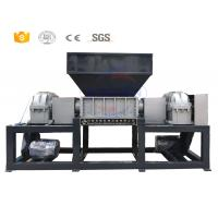 Buy cheap High Capacity Scrap Metal Shredder Machine For Basket Material Low Speed Operation product