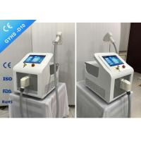Buy cheap Clinic Diode Laser Hair Removal Machine Customized Language Triple Cooling System product