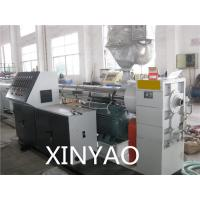 China Automatic Single screw PPR Pipe Extrusion Line / Plastic Extrusion Machinery on sale