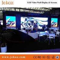 Buy cheap JEKAZ Full color Chip SMD P7.62 indoor fixed Led Display Screen for business advertising use product
