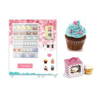 China Winnsen High Tech Food Vending Machine , Automatic Cupcake Vending Machine on sale