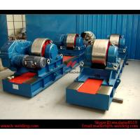China Bolt-adjustable Welding Turning Rolls Tank Roller 100Ton For Vessel Seam Welding on sale