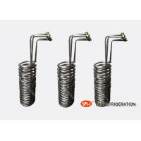 Buy cheap Titanium Tube Heat Exchanger , Coil Tubing Heat Exchanger For Seawater Heat Transfer product