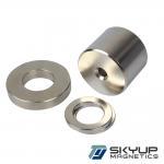 Buy cheap Neodymium Magnet ISO/TS 16949 Certificated N35,N45,N52 product