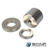 Buy cheap Neodymium Magnet ISO/TS 16949 Certificated N35,N45,N52 from wholesalers