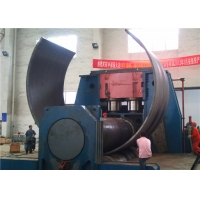 Buy cheap Good Stability Plate Bending Rolling Machine For Petroleum / Chemical Industry product
