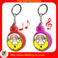 China Promptional 2 red lights flashing Traditional Christmas Decorations Pendant on sale