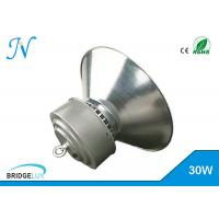 Cool White Energy Efficient High Bay Lighting , 30W Led High Bay Lamps