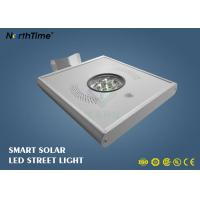 Buy cheap Aluminum Alloy All in One Integrated Solar LED Street Light IP65 CE Approved product