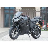 Buy cheap High Safety Electric Cruiser Motorcycle , Light Electric Motorcycle Stable product