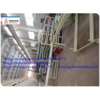 Buy cheap 2 - 25 mm Thickness Automatic MgO Board Production Line With Unlimited Length And 1.3 m Width product