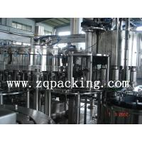 Buy cheap Automatic Soda Water Filling Line/Soda Drink Bottling Plant product