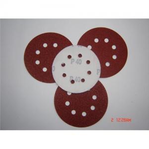 Buy cheap Velcro sanding disc product