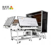 Buy cheap Full Automatic Cable Tie Machine , Customized Plastic Tie Machine With A Robot product