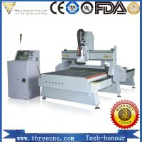 Buy cheap wood cnc machine for sale ! Woodworking cnc router for 3d carving machine TM1325C. THREECNC product