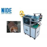 Buy cheap Automatic Armature rotor wedge inserting machine product
