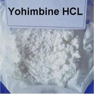 65-19-0 Plant Extract Yohimbine HCL Powder Yohimbine Hydrochloride Purity 99%
