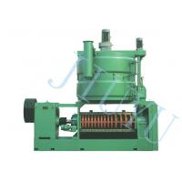 China Sunflower / Soybean Screw Oil Press Machine , Olive Oil Expeller Equipment on sale
