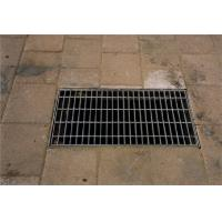 Buy cheap Heavy Duty Floor Drain Grate Covers , Stainless Steel Galvanised Drain Cover product
