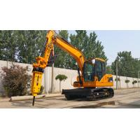 Buy cheap 8Ton DOOSAN Pump Yanmar Engine Hydraulic Crawler Excavator With Rubber Track product