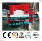 Buy cheap WC67Y 300t / 3200 Hydraulic Press Brake Machine , Steel Bending Machine Delem System product