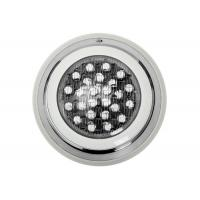 Buy cheap 12V IP68 54w Underwater Pool Lights , RGB Resin Filled Piscina Wall Mounted Pool Light product