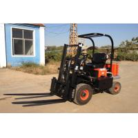 Buy cheap 1000kg mini forklift with diesel system for sale product