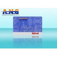 Buy cheap Facebook id card shield / HF Rfid Smart Card credit card size product