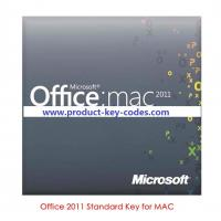 ms office for mac with product key