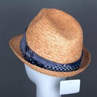 Buy cheap Raffia Braid Fedora Hat product
