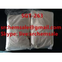 Buy cheap High Purity Cannabinoid Research Chemicals / Rc Research Chemicals SGT-263 product