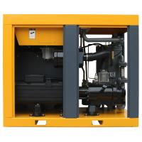 Buy cheap 40KW 50HP 6.8m3/min @ 145psi Energy saving 35%  Integrated PM VSD screw air compressor product