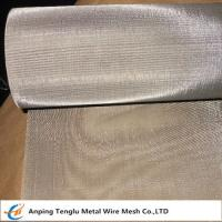 Buy cheap 410/430 Magnetic Stainless Steel Wire Mesh product