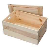 Buy cheap Pine wooden boxes for gift product