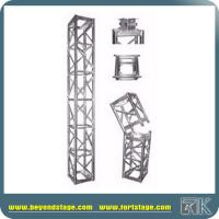 Lighting aluminum stage truss quality lighting aluminum for Cheap truss systems